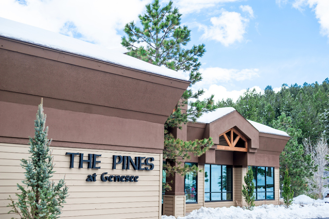 The Pines at Genesee, Colorado